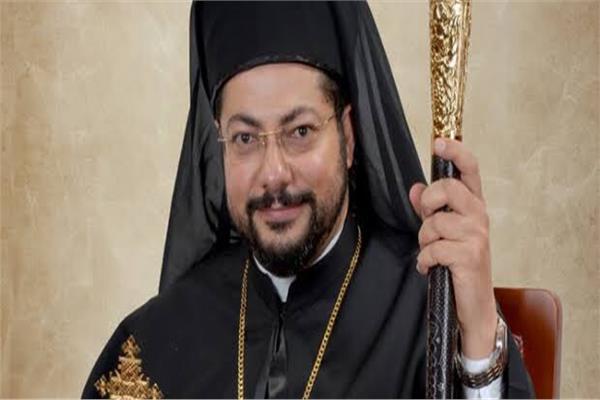 الأنبا باخوم النائب البطريركي