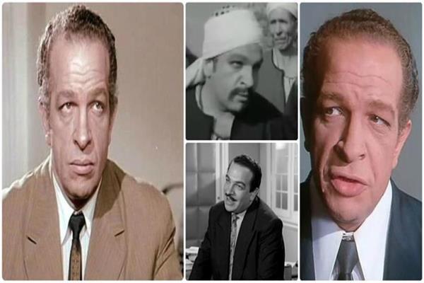 الممثل والمخرج أحمد توفيق