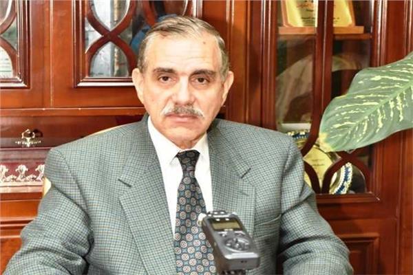 اللواء جمال نور الدين محافظ كفر الشيخ