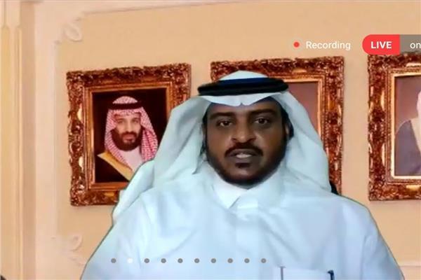 الإعلامي السعودي فواز الشريف