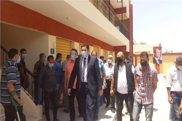 دكتور حسام الدين فوزي نائب محافظ القاهرة