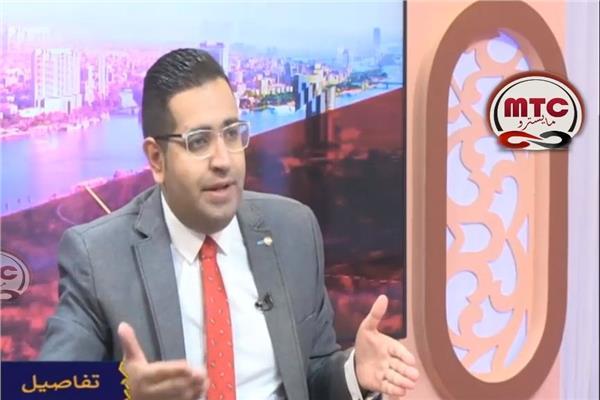 الدكتور بلال شعيب الخبير الاقتصادي
