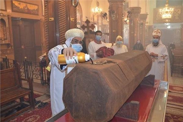 صلاة عشية عيد القديس الانبا ابرام
