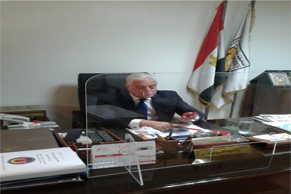 اللواء أ.ح خالد فودة محافظ جنوب سيناء