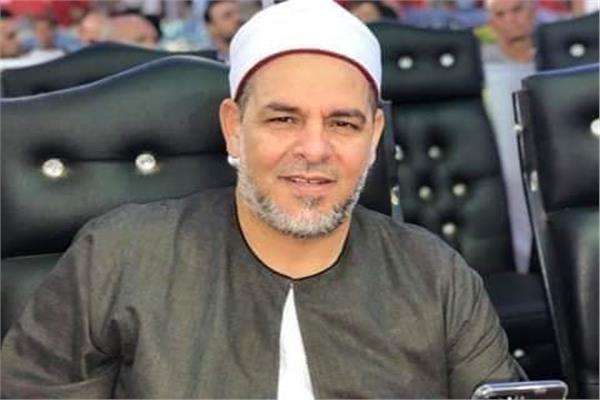 الشيخ احمد عبد المؤمن وكيل وزارة الاوقاف بمحافظة المنوفية