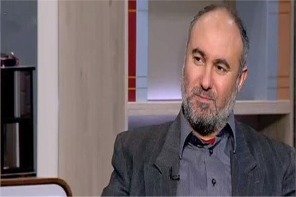 رمزى رميح مستشار المنظمة الليبية لدراسات الأمن القومى
