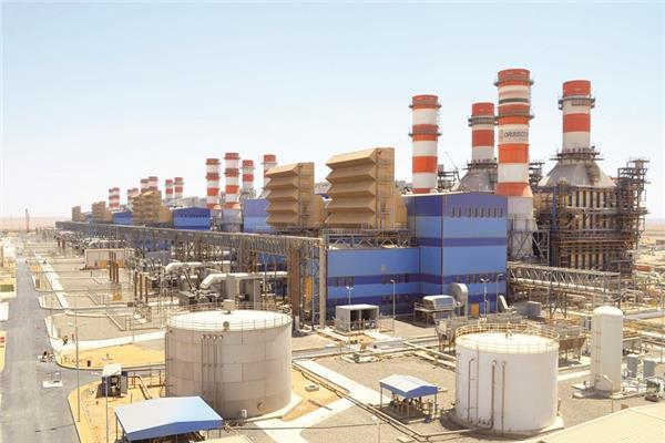 محطات مصرية لتوليد الكهرباء تفوق الخيال