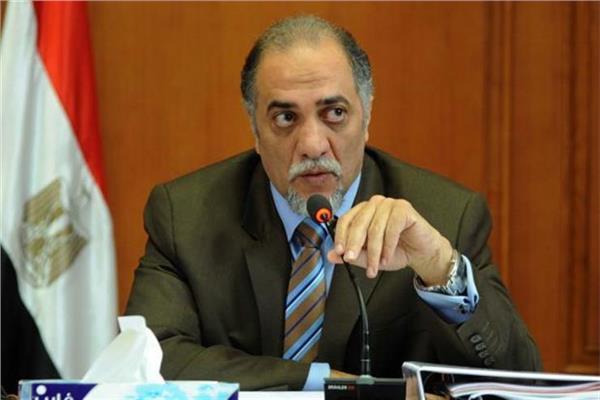 النائب عبد الهادي القصبي رئيس ائتلاف دعم مصر
