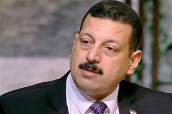 الدكتور أيمن حمزة المتحدث الرسمي لوزارة الكهرباء والطاقة