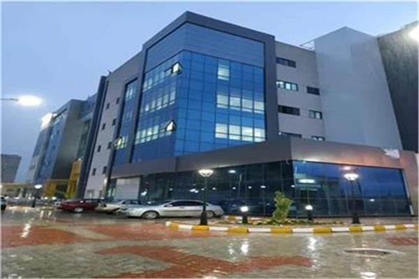 مستشفى العزل بسموحة