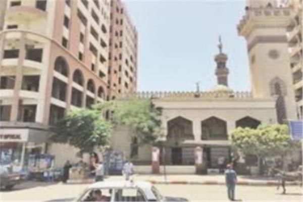 مسجد الشيخة صباح
