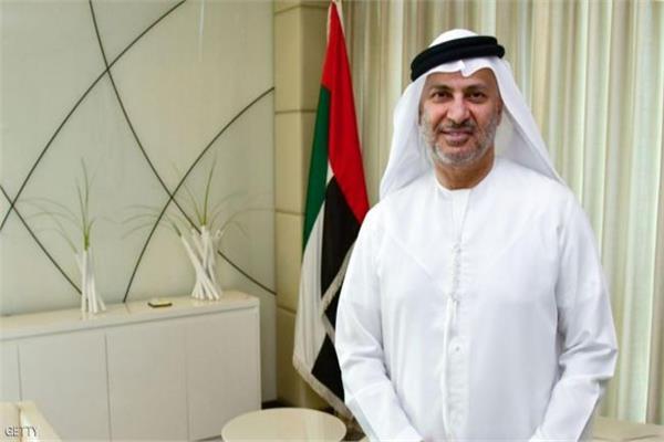الدكتور أنور قرقاش - وزير الدولة الإماراتي للشؤون الخارجية