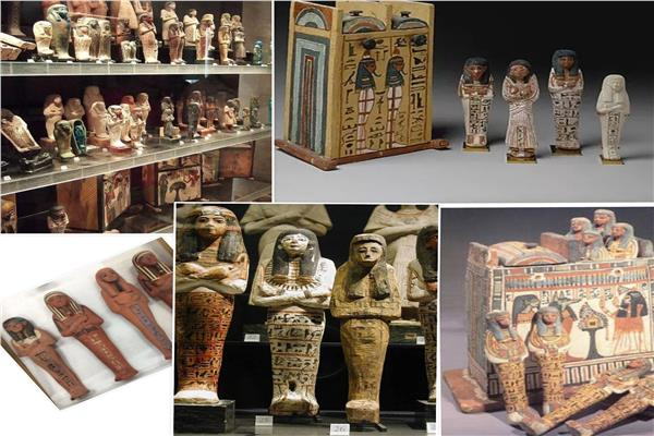 تماثيل شهيرة فى الحضارة المصرية