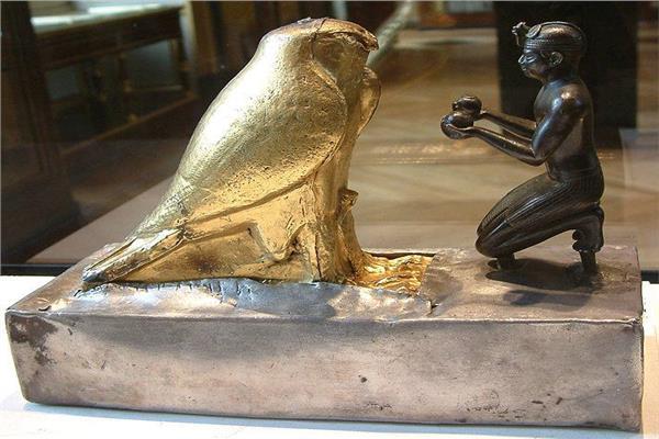«طهارقة» .. فرعون أسمر انحاز للفن وحمى «أورشليم»