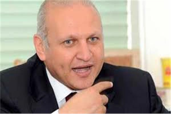 الدكتور محمد سامح عمرو رئيس قسم القانون الدولي بجامعة القاهرة