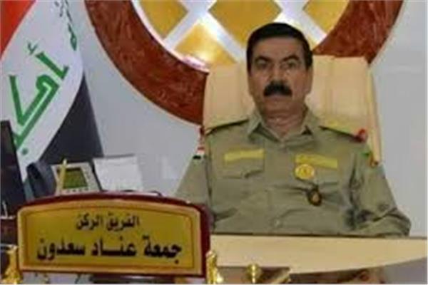 وزير الدفاع العراقي جمعة عناد سعدون