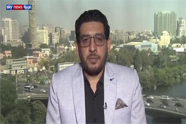 الدكتور هشام البقلي خبير الشئون الدولية