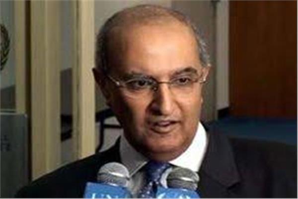 السفير ماجد عبد الفتاح،المندوب الدائم للجامعة العربية