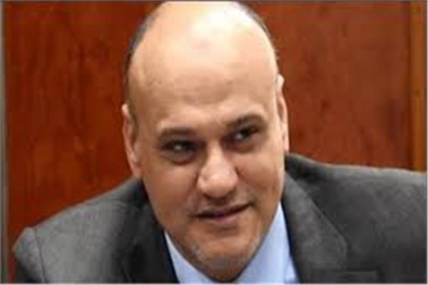 """الكاتب الصحفي خالد ميري رئيس تحريرجريدة """"الأخبار"""""""