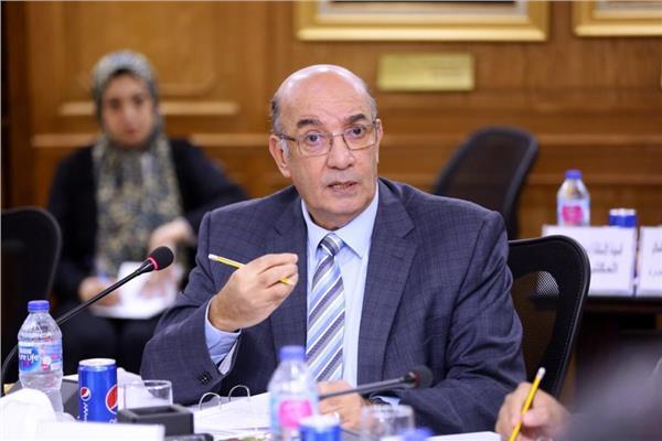 محمد عشماوي نائب رئيس مجلس إدارة بنك ناصر