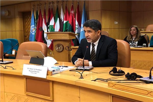 المدير الإقليمي لمنظمة الصحة العالمية لشرق المتوسط د. أحمد المنظري