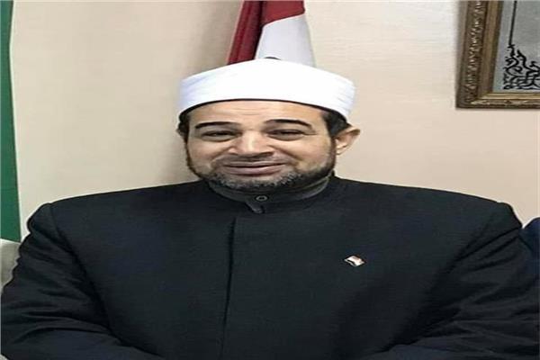 الشيخ أحمد عبد العظيم رئيس الإدارة المركزية للامتحانات بالأزهر