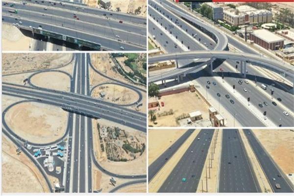 المشروعات القومية للطرق.. شرايين التنمية على أرض المحروسة