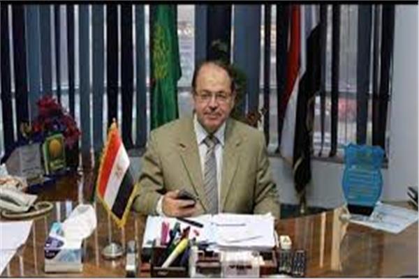الدكتور/نصيف حفناوي العفيفي وكيل وزاره الصحة بالمنوفية