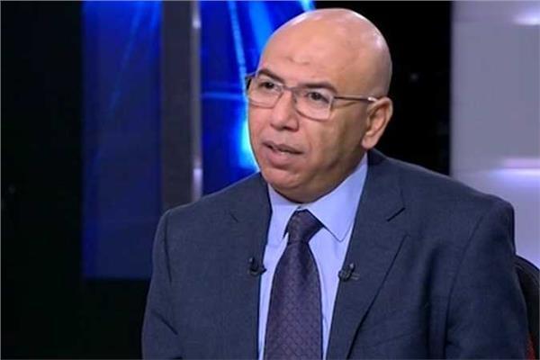 العميد خالد عكاشة مدير المركز المصري للفكر والدراسات السياسية