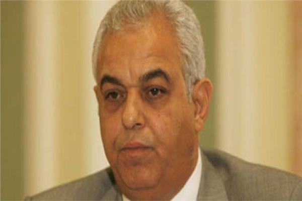 الدكتور محمد نصر علام، وزير الري والموارد المائية الأسبق