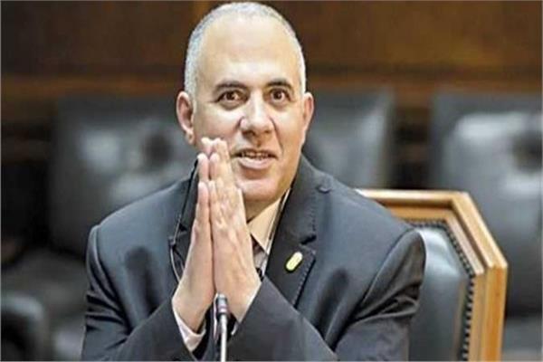 وزير الري والموارد المائية محمد عبد العاطي
