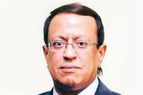الدكتور محمود علم الدين  المتحدث الرسمي باسم جامعة القاهرة
