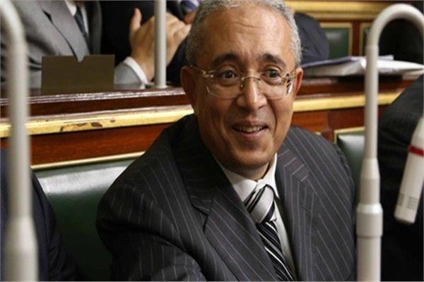 النائب ياسر عمر، وكيل لجنة الموازنة بمجلس النواب
