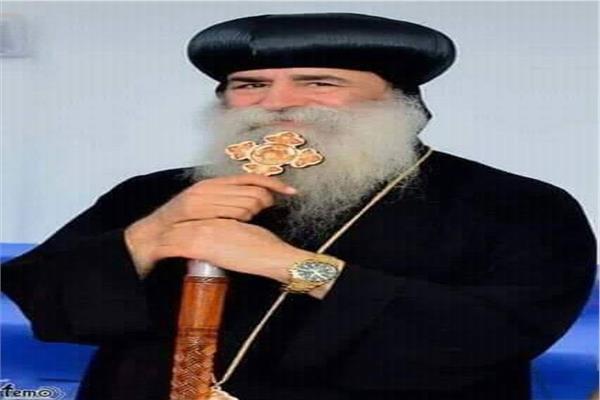 نيافة الانبا بيمن اسقف نقادة وقوص