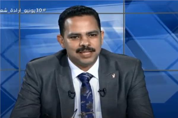 أشرف رشاد النائب الأول لرئيس حزب مستقبل وطن