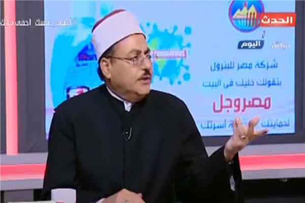 الداعية الإسلامي سيد زايد