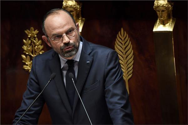 رئيس الوزراء الفرنسي إدوادر فيليب