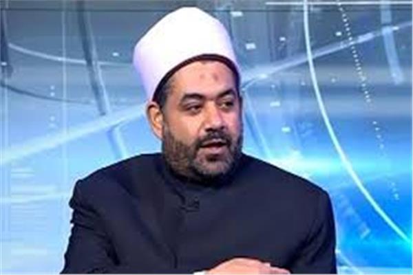 الدكتور خالد عمران أمين الفتوى بدار الإفتاء