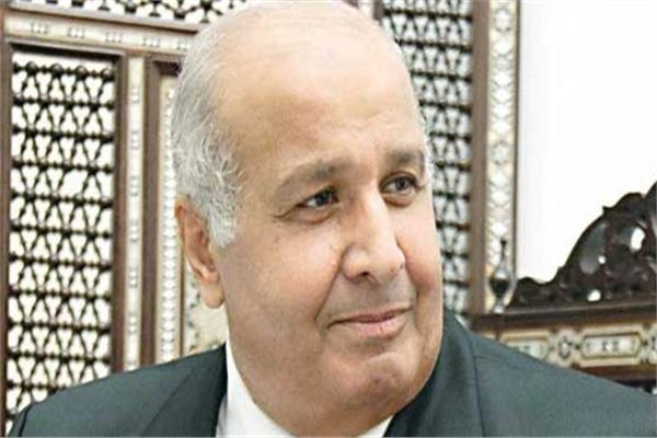 اللواء محمد زكي الألفي مستشار بأكاديمية ناصر العسكرية العليا