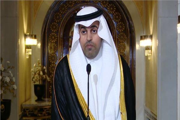 رئيس البرلمان العربي د.مشعل بن فهم السُّلمي