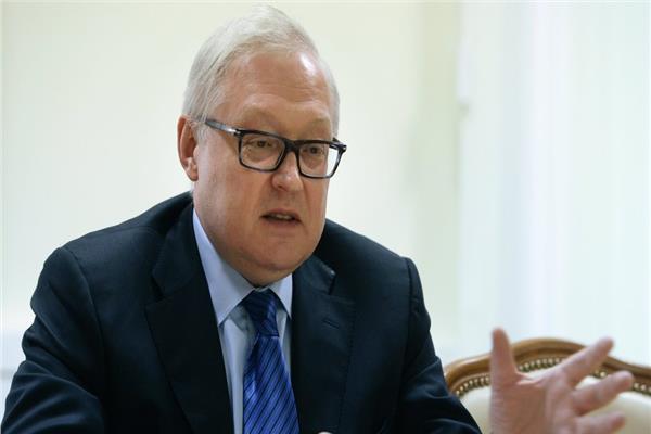 نائب وزير الخارجية الروسية، سيرجي ريابكوف