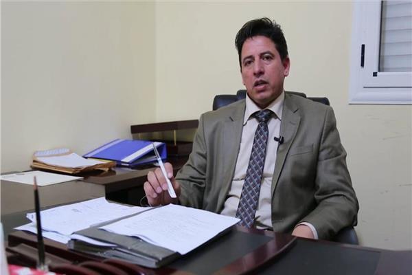رئيس لجنة الخارجية بمجلس النواب يوسف العقوري