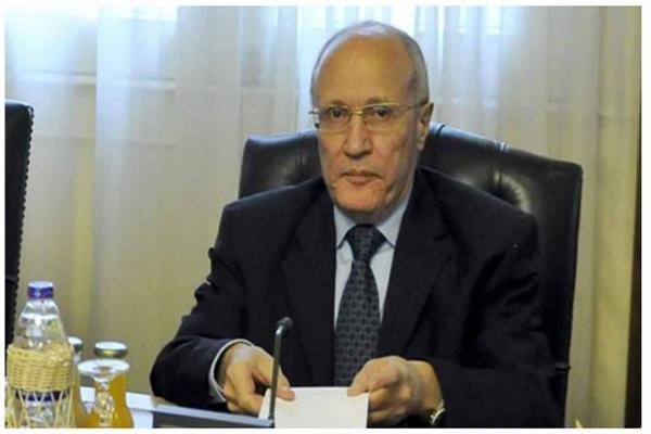 الفريق محمد سعيد العصار وزير الدولة للإنتاج الحربي