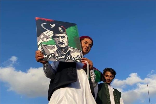 مظاهرات في مناطق ليبية عديدة ومن بينها بني غازي