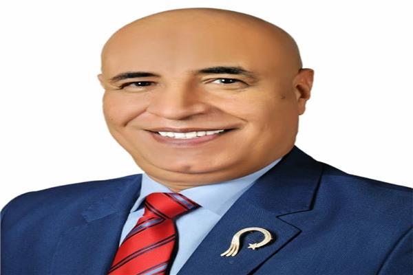 عادل حنفي نائب رئيس الاتحاد العام للمصريين بالخارج في المملكة العربية السعودية
