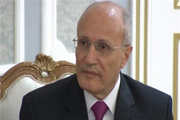 الفريق محمد سعيد العصار - وزير الدولة للإنتاج الحربي