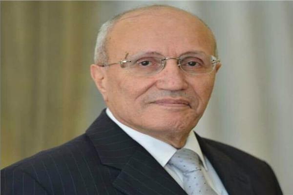 لفريق محمد العصار، وزير الدولة للإنتاج الحربي