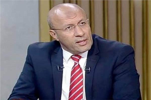 الأمين العام للصندوق د. أحمد حسني الحيوي