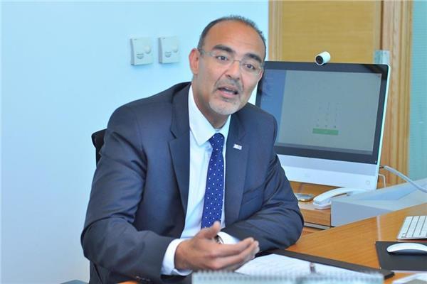 محمد سلطان الرئيس التنفيذي لقطاع العمليات بالبنك التجاري الدولي