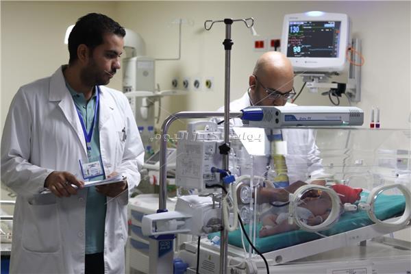 بالأرقام| تقديم 1.8 مليون خدمة طبية لمنتفعي التأمين الصحي الشامل ببورسعيد ..